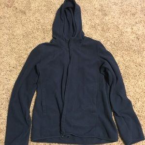 F21 hooded fleece